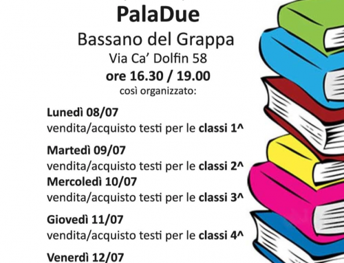 Scambio libri di testo usati: scuole superiori bassanesi