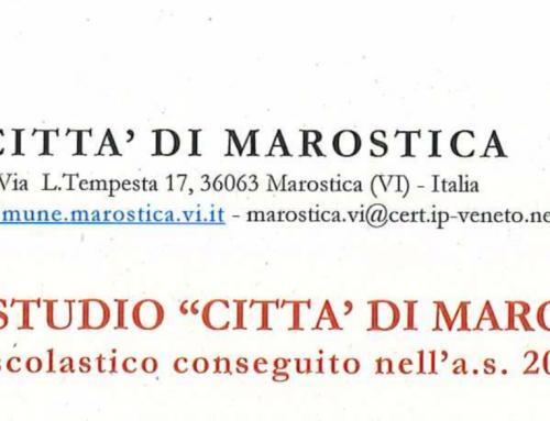 Borse di Studio – Città di Marostica