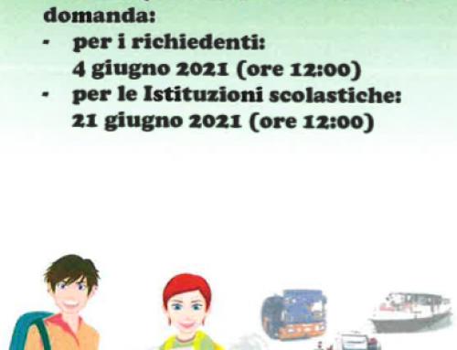 BORSE DI STUDIO REGIONE VENETO