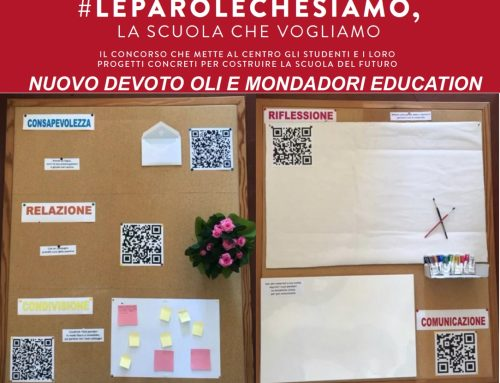 Studenti 2CSU a.s. 2020/21 concorso #LE PAROLE CHE SIAMO, LA SCUOLA CHE VOGLIAMO